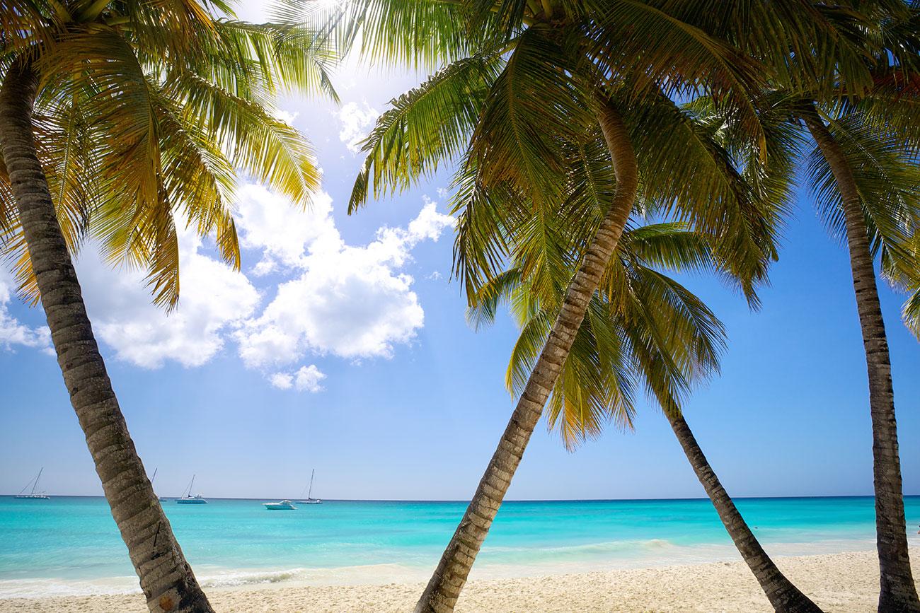 caribbean beach holiday