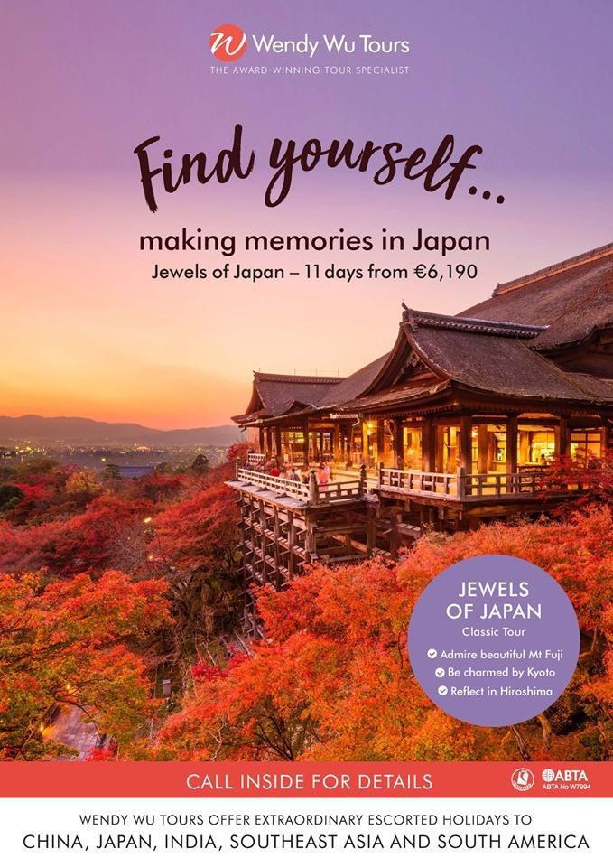 Japan Escorted Tours