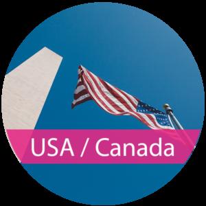 USA / Canada Holidays