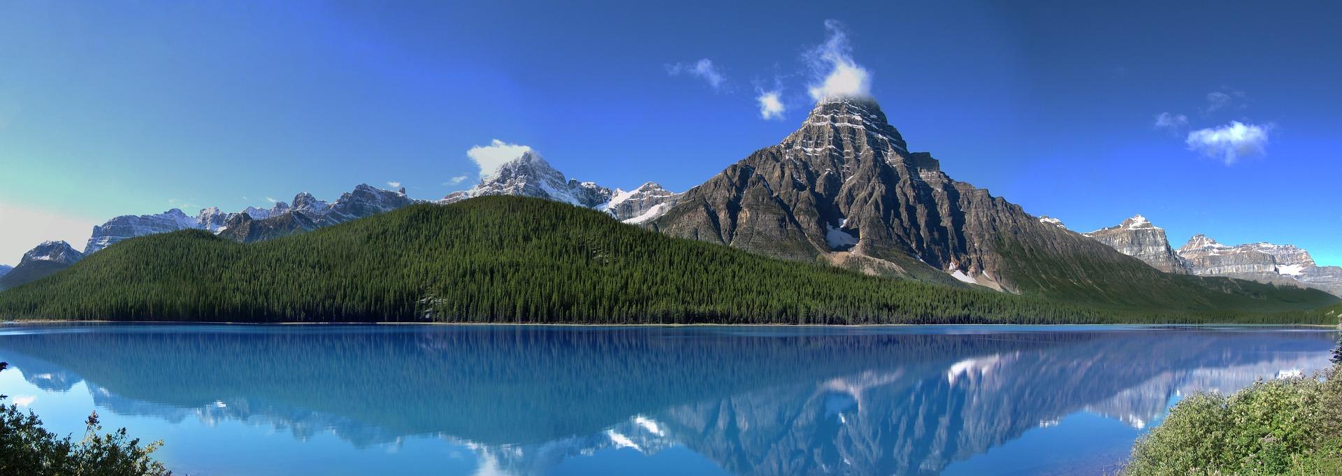 Canada Rockies tour escorted